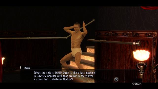 Images de Yakuza 0