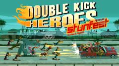 Une démo disponible pour Double Kick Heroes