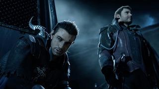 Sony et Square-Enix dévoilent les douze premières minutes du film d'animation KingsGlaive