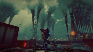 Une usine de robots de guerre comme une autre