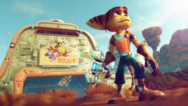 Ratchet & Clank : un reboot inspiré du film inspiré du jeu