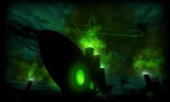 Une des invocations : un sous-marin