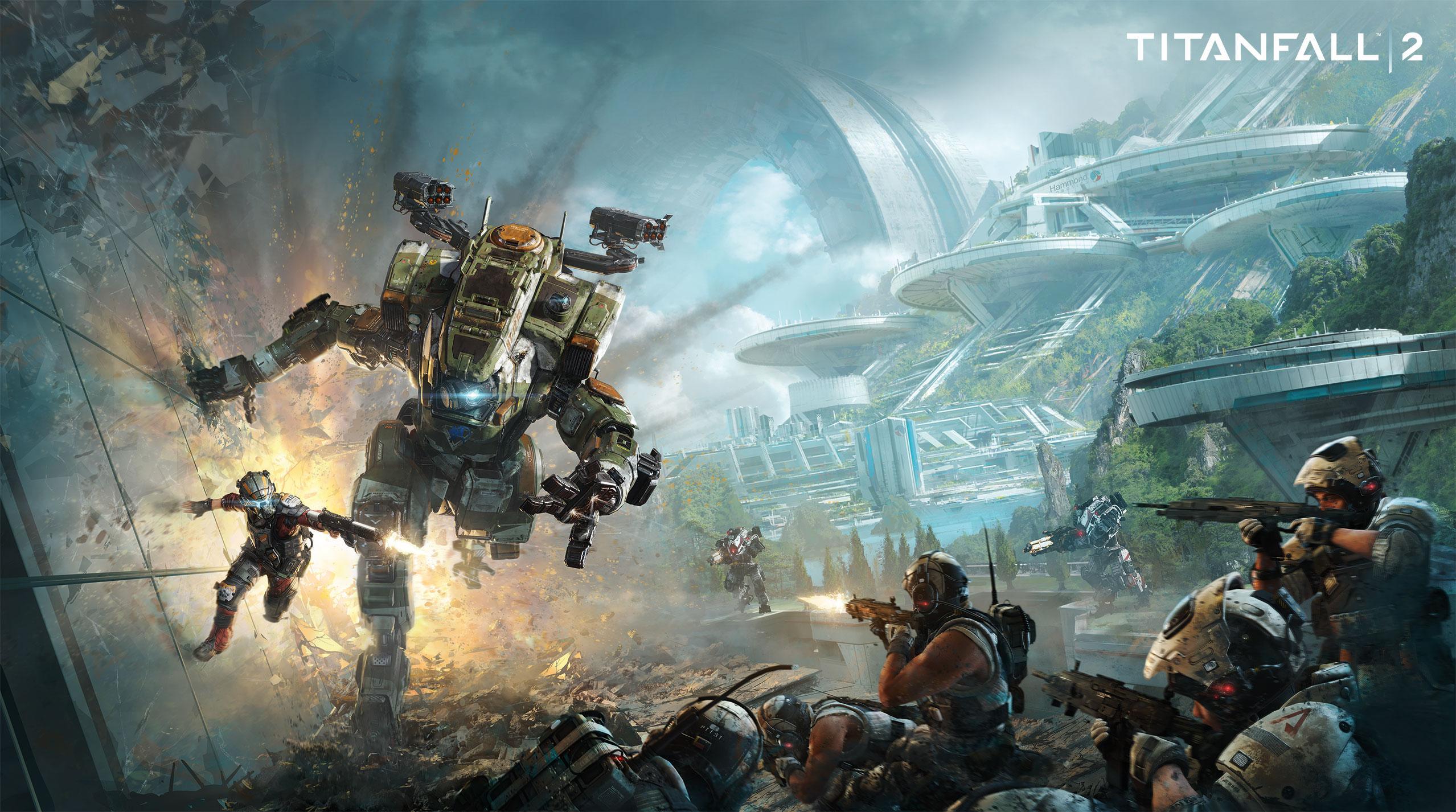 Titanfall 2 arrive en version d'essai dès demain sur Xbox One