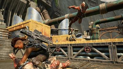 Notre avis sur la bêta de Gears of War 4