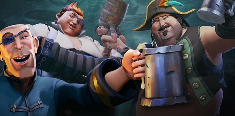 Sea of Thieves - Lancement de l'alpha technique sur PC de Sea of Thieves