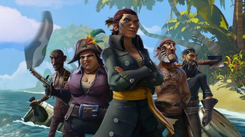 Sea of Thieves - Sea of Thieves confirme le « cross-play » Xbox One / PC
