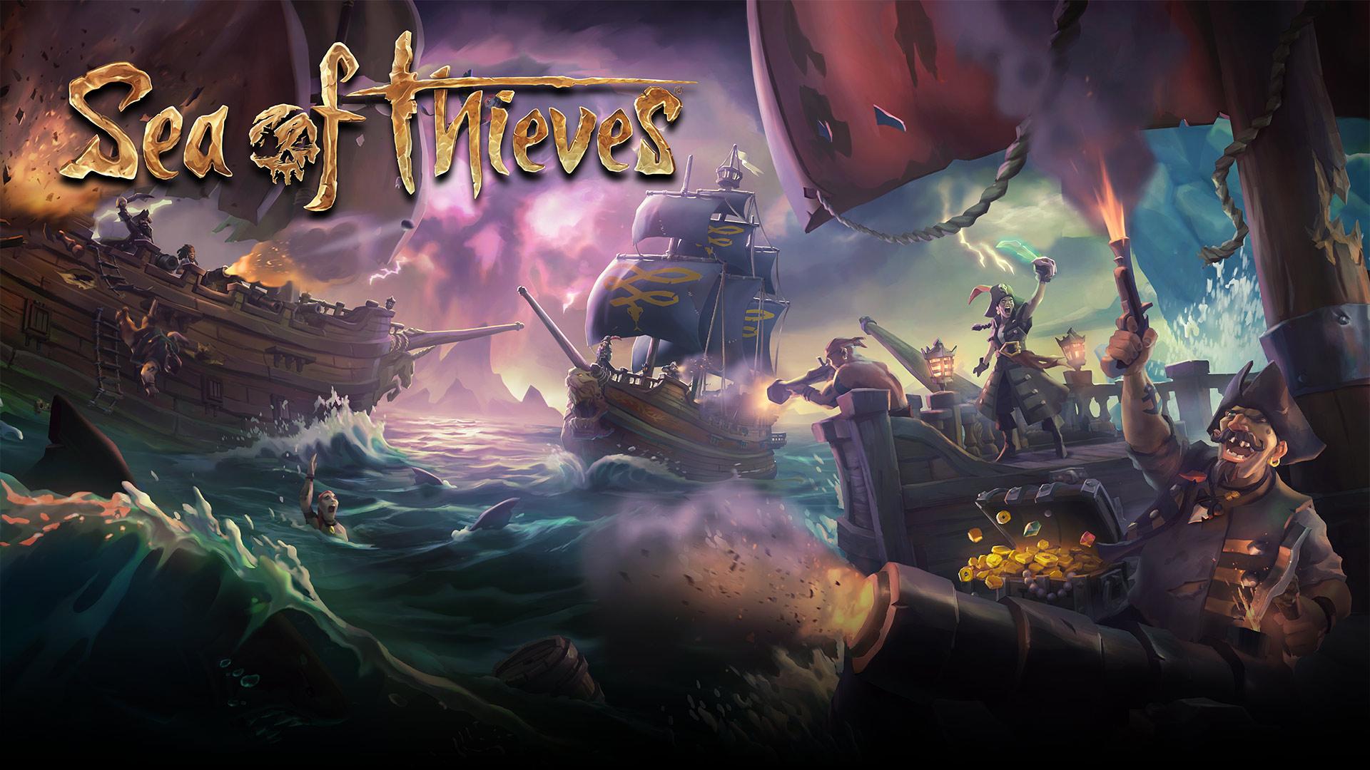 Le 20 mars 2018 — Sea of Thieves