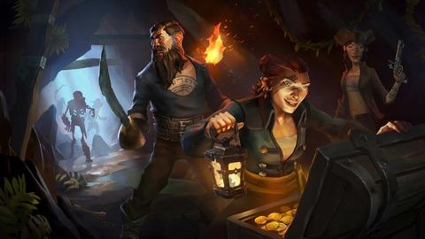 Sea of Thieves - Des « quêtes d'énigmes » pour entretenir l'intérêt de Sea of Thieves