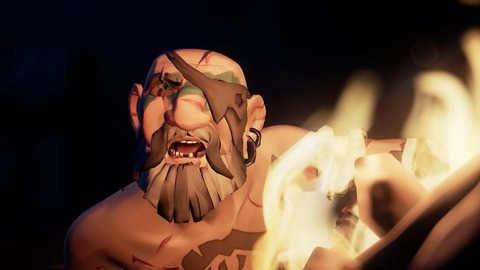 Sea of Thieves - Sea of Thieves esquisse sa première mise à jour, The Hungering Deep