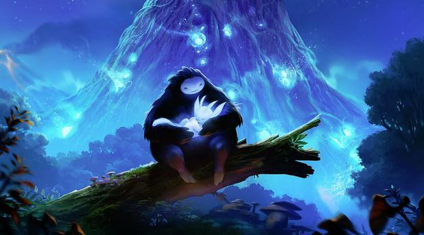 Test d'Ori and the Blind Forest : Definitive Edition