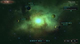 Starmap - Système