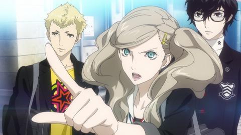 Persona 5 présente ses doubleurs anglophones