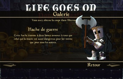 Life Goes On - Galerie