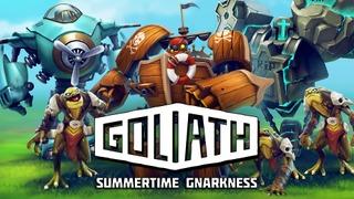 Un premier DLC gratuit pour Goliath