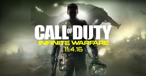 Call of Duty: Infinite Warfare - Call of Duty : Infinite Warfare date sa bêta
