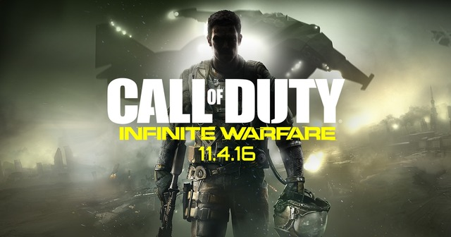 Call of Duty : Infinite Warfare date sa bêta