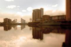 Les bureaux de Salford Quays de Monumental Games