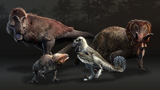 Le paléontologique Saurian valide et dépasse sa campagne KickStarter
