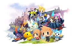 Et une démo pour World of Final Fantasy