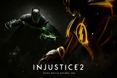 Injustice 2 : Chaque combat vous définit - Injustice 2 s'officialise avec un Trailer