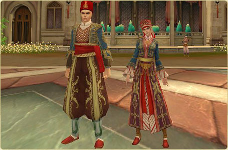 Silkroad Online - Lancement de Légende 4 : La tombe de l'empereur Qin-Shi