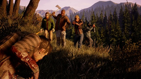 State of Decay 2 - State of Decay 2 précise son gameplay multijoueur