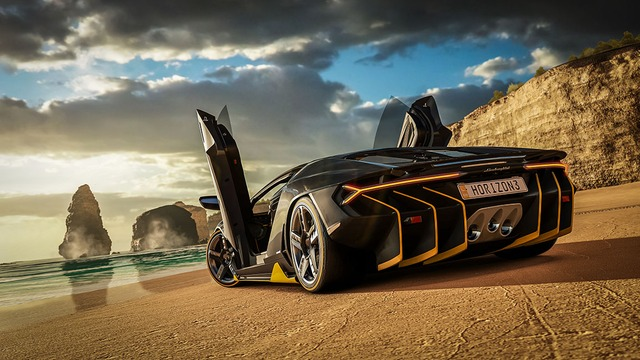 Test de Forza Horizon 3 sur Xbox One