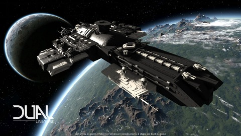 Dual Universe - La pré-alpha de Dual Universe finalement prévue en septembre