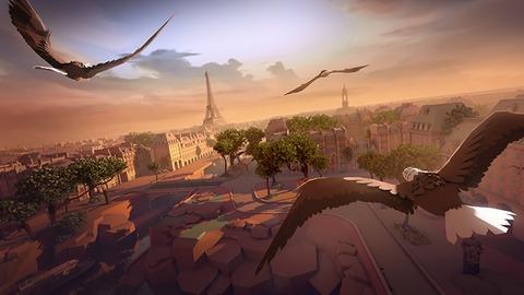 Ubisoft Entertainment - Les jeux en réalité virtuelle d'Ubisoft seront « cross-plateformes »