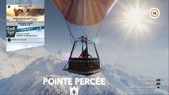 Ces montgolfières sont d'excellents points de départs pour débloquer l'intégralité du contenu d'une zone en un ou deux vols