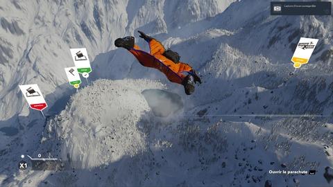 Steep - Steep : En route pour les JO, un test le nez dans la poudreuse