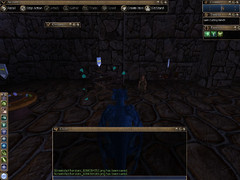 Interface - Curseur pics