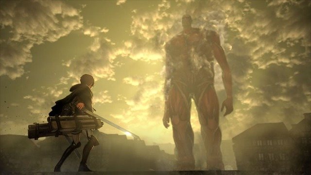 Test d'Attack on Titan : Wings of Freedom