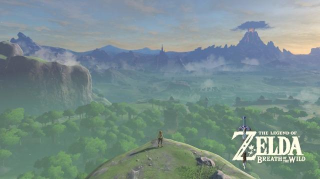 Test de The Legend of Zelda: Breath of the Wild