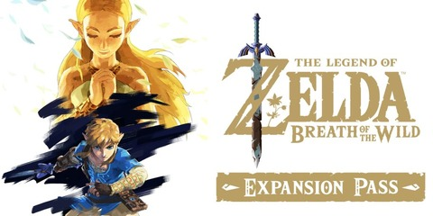 Zelda: Breath of the Wild - Nintendo UK annonce les DLC de Zelda