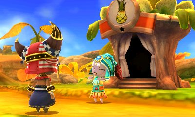 Ever Oasis 7