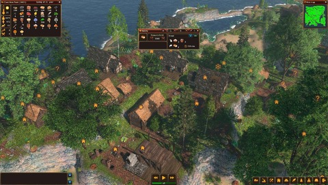 Life Is Feudal: Forest Village - LiF : Forest Village Early Alpha (version 0.9.6042)