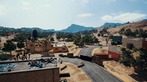 Playerunknown's Battlegrounds - Escalade et nouvelle carte : PUBG prépare son lancement 1.0