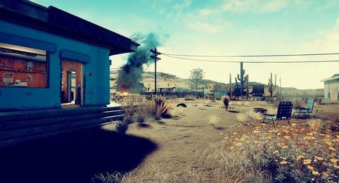 Playerunknown's Battlegrounds - Premier aperçu de la prochaine carte désertique de Playerunknown's Battlegrounds