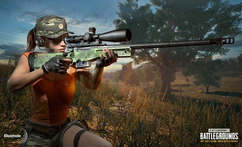 Playerunknown's Battlegrounds - PUBG devance League of Legends dans les cybercafés coréens
