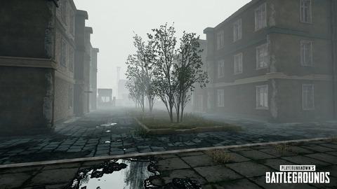 Playerunknown's Battlegrounds - En septembre, sale temps pour PUBG – avec une ville et des armes