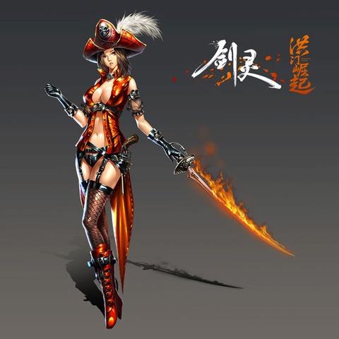 Blade & Soul: Hongmoon Rising - NCsoft et Tencent annoncent Blade & Soul: Hongmoon Rising