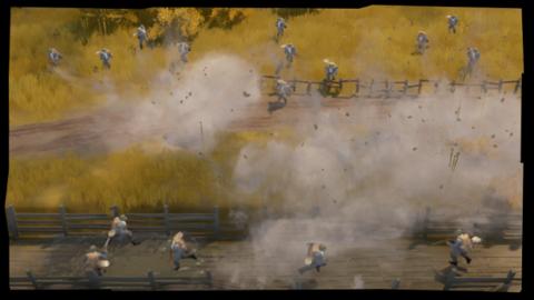 Foxhole - La guerre chimique s'annonce dans Foxhole