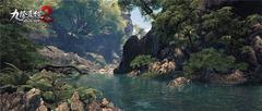 Premières images (de la flore) d'Age of Wushu 2