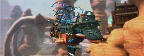 Cloud Pirates - Cloud Pirates (Pirates Allods Online) s'annonce en Occident et en bêta fermée