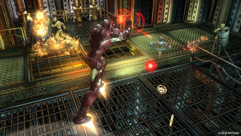 Marvel: Ultimate Alliance - Marvel: Ultimate Alliance (re)vient sur PC et consoles