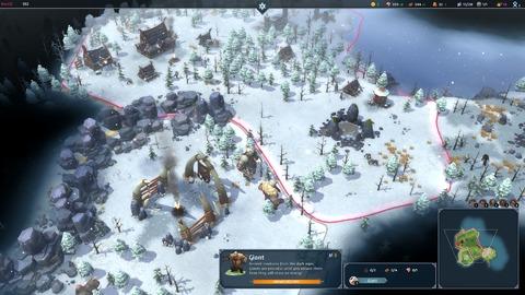 Northgard - Northgard donne le coup d'envoi de son accès anticipé
