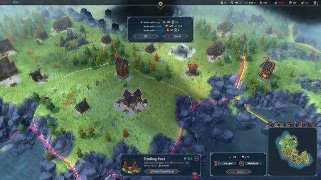 Trois clefs Steam Northgard à gagner et -20% sur le jeu