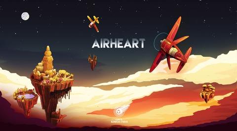 Airheart - Les petits Suisses s'envoient en l'air dans Airheart