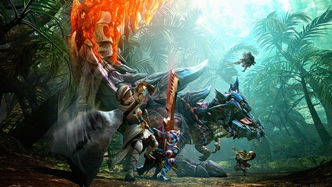 Test de Monster Hunter Generations (3DS)